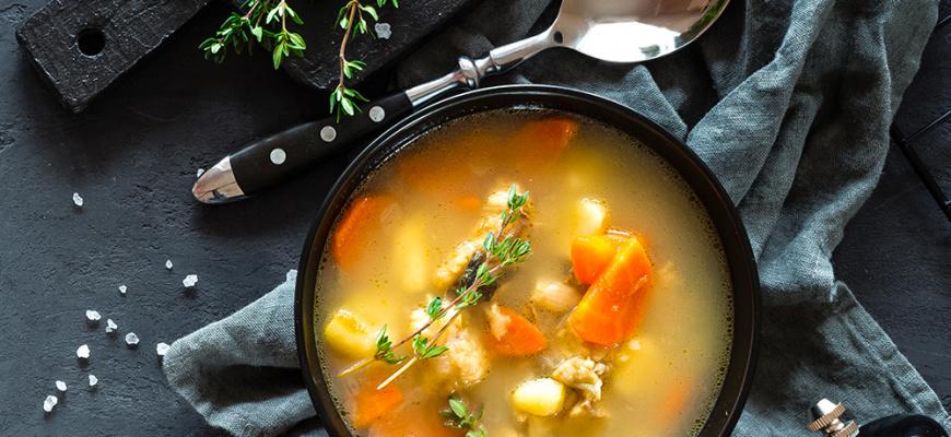 La soupe populaire !