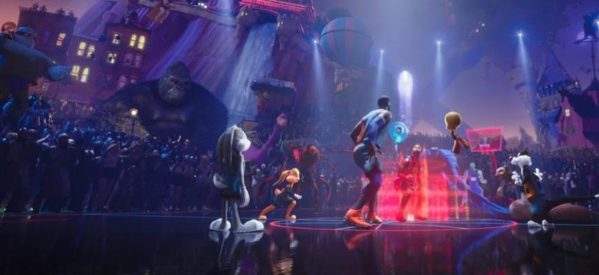 Space Jam - Nouvelle ère Animation