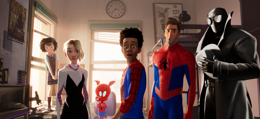 Spider-Man : New Generation Animation