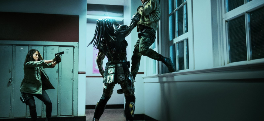 The Predator Action