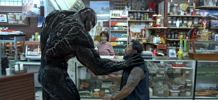 Venom Science-fiction