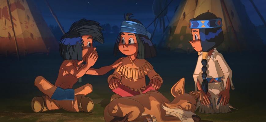 Yakari, le film Animation