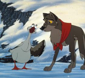 Balto chien-loup, héros des neiges