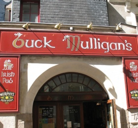 Buck Mulligan's