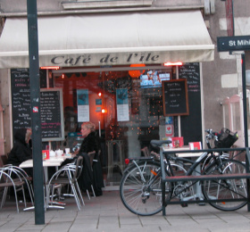 Café de l'Île