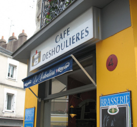 Café Deshoulières