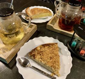 La Cafetière fêlée