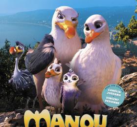 Manou, à l'école des goélands