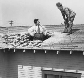 Laurel et Hardy - Délires à deux