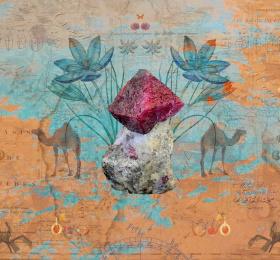 Image Retour d'orient soie, épices et pierres précieuses Pluridisciplinaire