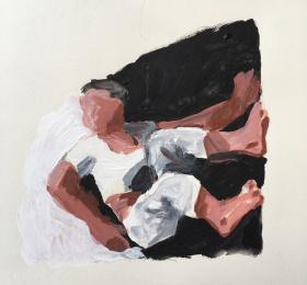 Le confinement des corps, de Vonnick Caroff