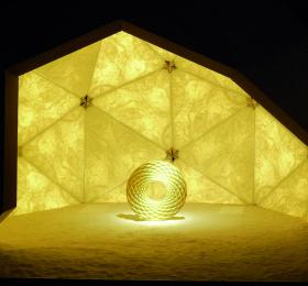 Visite guidée de l'exposition « Haute Sphère »