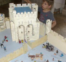 Jour de fête au château