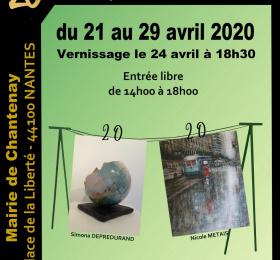 20ème Exposition de Printemps