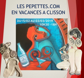 Les Pépettes.com en vacances à Clisson