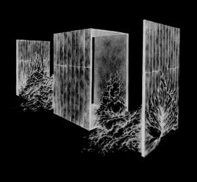 Image Vernissage - Le sol qui se soumet au vent, prospère Art contemporain
