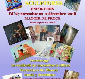 Image Salon d'automne Exposition collective