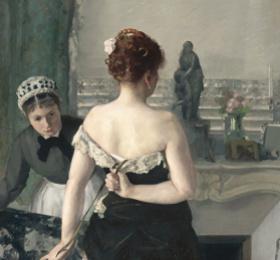 Image Nantes 1886 Le scandale impressionniste Peinture
