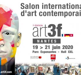 Image art3f - Salon international d'art contemporain  Art contemporain
