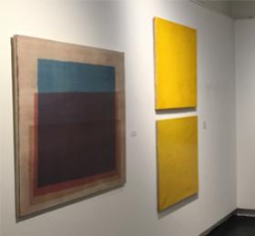 Image Peintures contemporaines Exposition collective