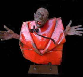 Image ô mon corps Sculpture