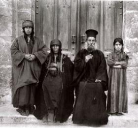 Visite guidée- La grande aventure des chrétiens d'Orient