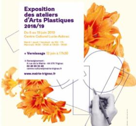 Exposition des ateliers d'arts plastiques 2018-2019