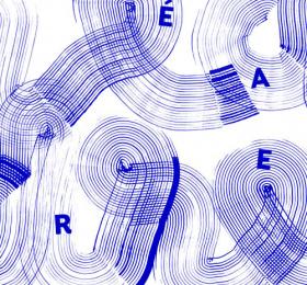 Image Méandres - Florence Boudet Art graphique