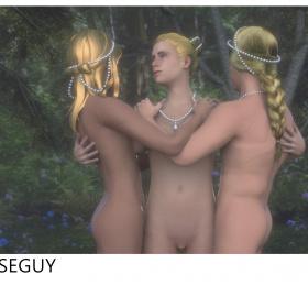 Image Les Trois Grâces et autres récits Art contemporain