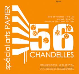 Image 56 Chandelles #6 Art contemporain