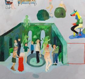 Image Hélène Duclos & Lidia Kostanek Art contemporain