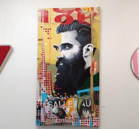 Les nouvelles collaborations Street-Art Pop-Art de la galerie
