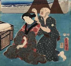 estampes japonaise