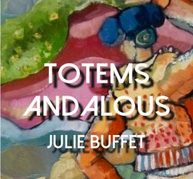 Totems andalous de Julie Buffet