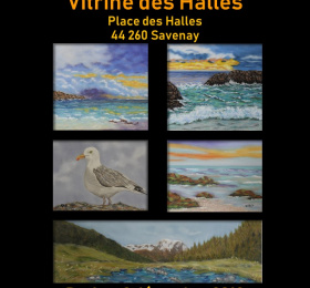 Image Isabelle Alberge expose ses pastels Peinture