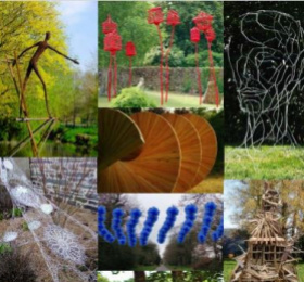 Image Parcours Art&Nature 2021 Exposition collective