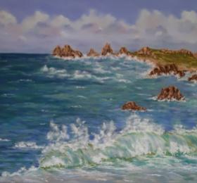 Image Les pastels d'Isa Peinture