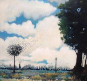 Image Géraldine Cornière Peinture