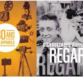 """Image """"Regard(s)"""" : 30 ans, 30 appareils. KDSK en partenariat avec la Cinémathèque de Bretagne Histoire"""