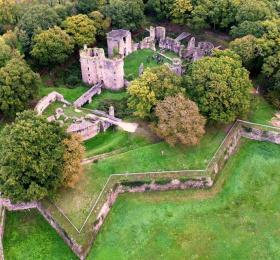 Visite guidée - Le château à travers les siècles
