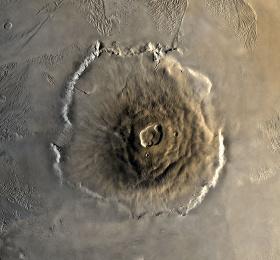 Volcanisme des planètes telluriques