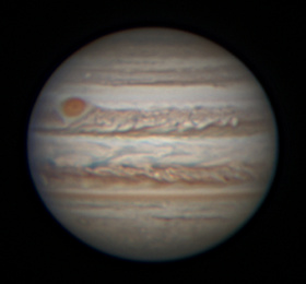 Image Ciels de Nantes - Par Jupiter, c'est l'été Soirée