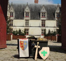 Chasse aux trésors et curiosiquiz au Château de Goulaine