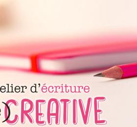 Atelier d'écriture (ré)créative