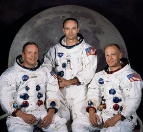 Image Apollo 50 ans ! Chronique de la conquête lunaire Conférence/Débat
