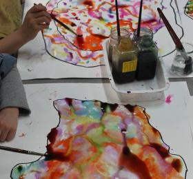 Vacances aux Beaux-Arts de Nantes pour enfants - 8-9 ans
