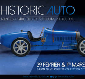 Image Historic Auto - 2e édition Salon