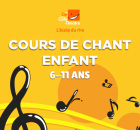 Image Cours de chant - Théâtre Musical enfants Atelier/Stage