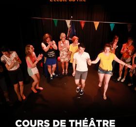 Image Cours de Théâtre Adultes Atelier/Stage