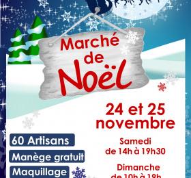 Image Marché de noël d' Oudon Animation
